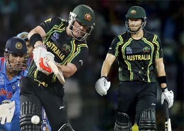 T20 WC: Australia annihilate India by nine wickets in Colombo