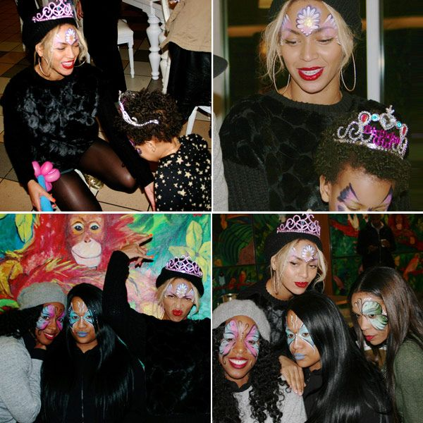 Destiny's Child reunited for Blue Ivy's birthday party!