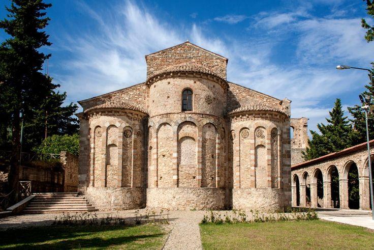 Il Codex bizantino che torna a Rossano Calabro, Chiesa di Santa Maria Achiropita.