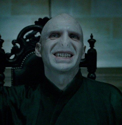 Lord Voldemort - Harry Potter                                                                                                                                                                                 Plus