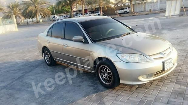 Honda Civic 2004 7500AED. United Arab Emirates, Ras Al Khaimah