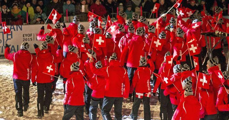 lillehammer olympics swiss 2016 | ... vertreten die Schweiz an den Youth Olympic…