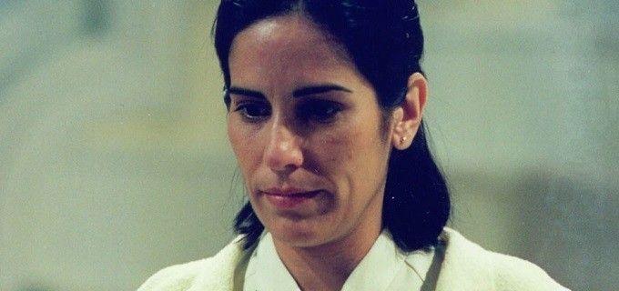 Gloria Pires em cena de Anjo Mau, novela de 1997 que será reprisada a partir de março - Cedoc/TV Globo