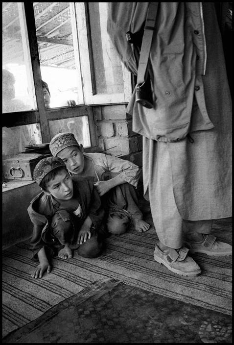 Alex Majoli2001    AFGHANISTAN. Dasht-e-Qala,