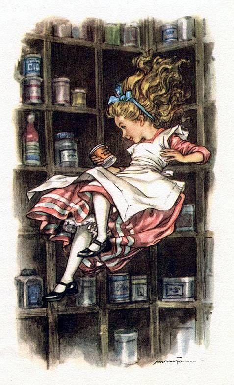 Алиса в стране чудес. Иллюстрации и компьютерные игры. / Интересненькое…