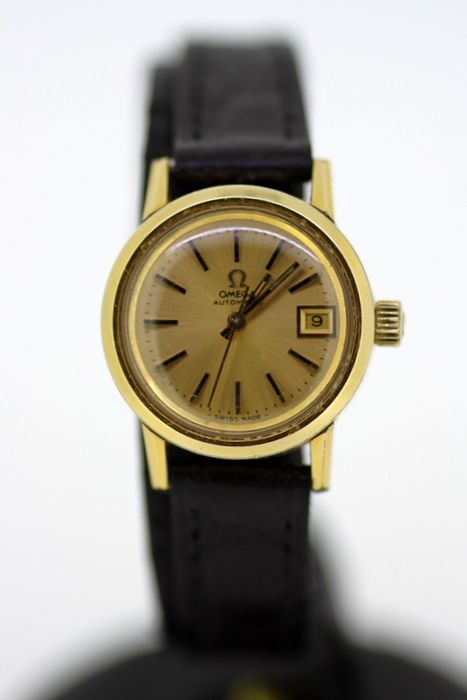 Currently at the #Catawiki auctions: Omega Automatic Ladies Vintage Watch 1960