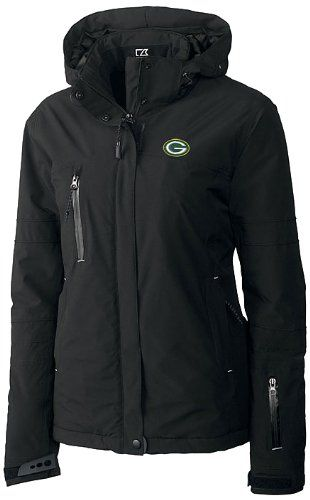 NFL Green Bay Packers Women's CB WeatherTec Sanders Jacket, Black, Small Cutter & Buck,http://www.amazon.com/dp/B009ML5NG4/ref=cm_sw_r_pi_dp_l6ojsb1SW0QEXVQ4
