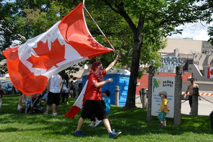 Celebrate Canada Day, Kelowna! Plan Your Day With Our Easy Guide -- Curated by: JJ's Diner | 573 Lawrence Ave Kelowna, B.C. v1y 6l8 | 778-484-4988