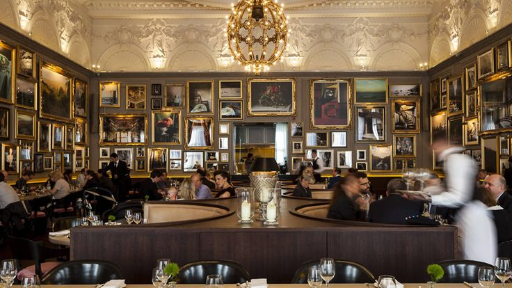 From Sketch to Meat Liquor, these are London's most stylish restaurants and…