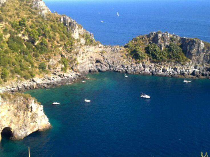 La grotta azzurra #TravelTuesday