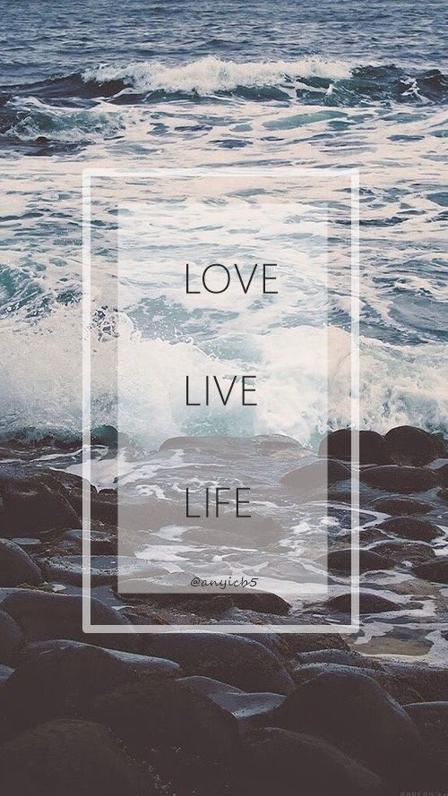 love,live,life wallpaper iphone