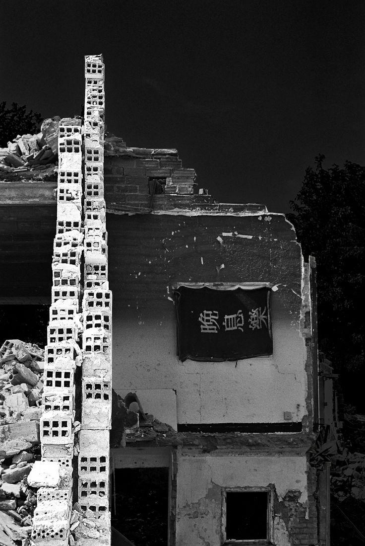 Ruin by Christoffer Breitenbauch http://chrisbauch.tumblr.com/