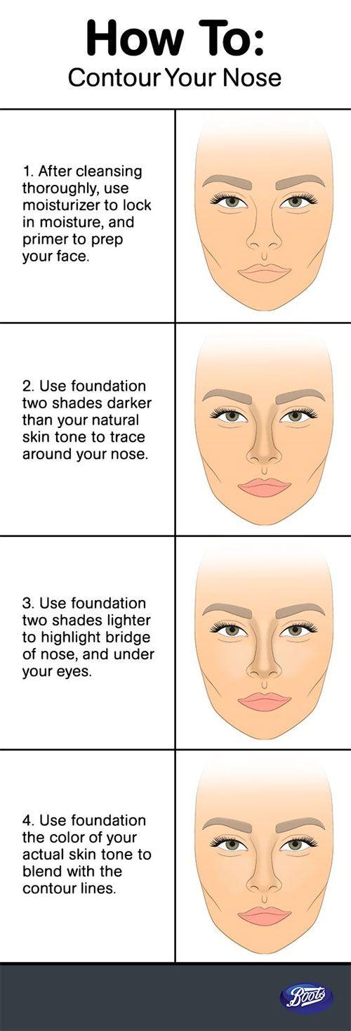 how-to-contour-nose-guide