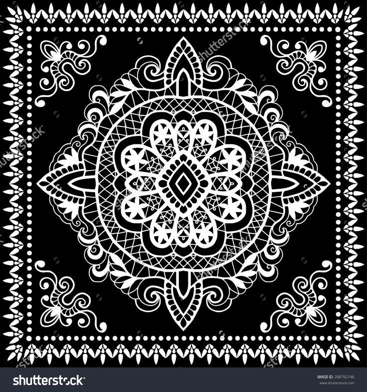 stock-vector-black-bandana-print-silk-neck-scarf-or-kerchief-square-pattern-design-style-for-print-on-fabric-288792146.jpg (1500×1600)