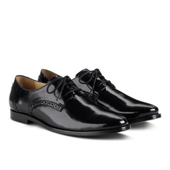 Cole Haan Breslyn Oxford in Black Umbranil, $139.97 thru 12/2/13