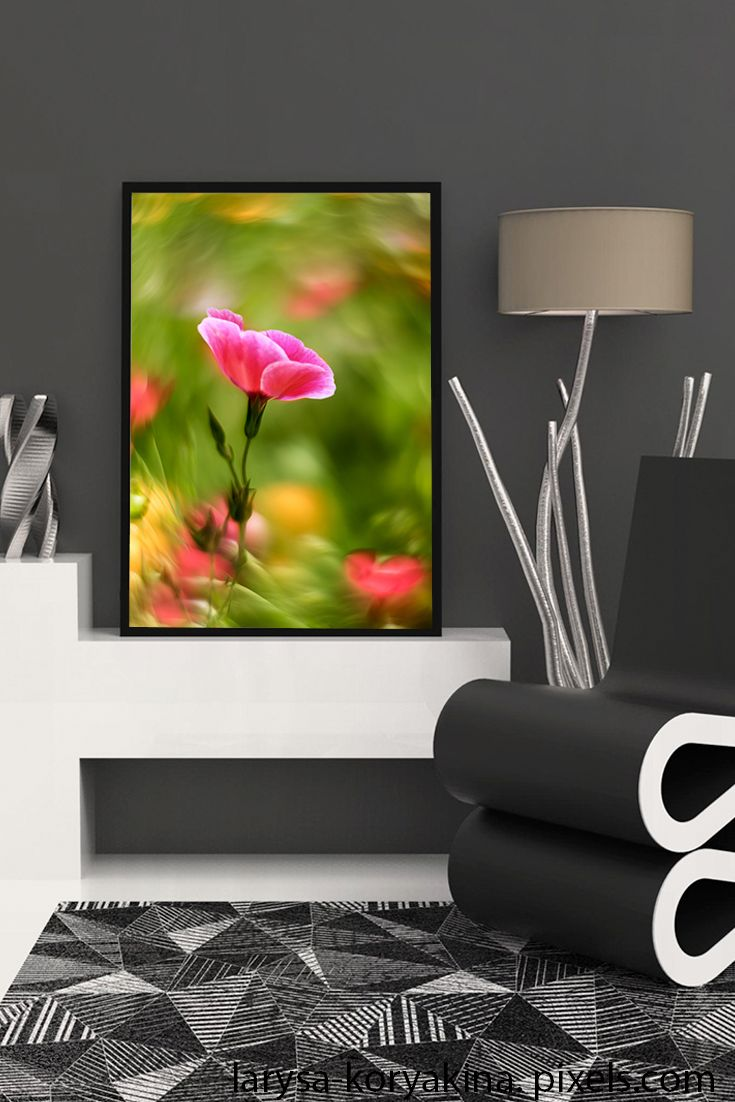 Framed Print featuring the photograph Paints Of Summer by Larysa Koryakina. Available in many sizes and in Acrylic, Metal, Canvas, Wood and Standard Print. Photography Art design for Office and Home Decor.