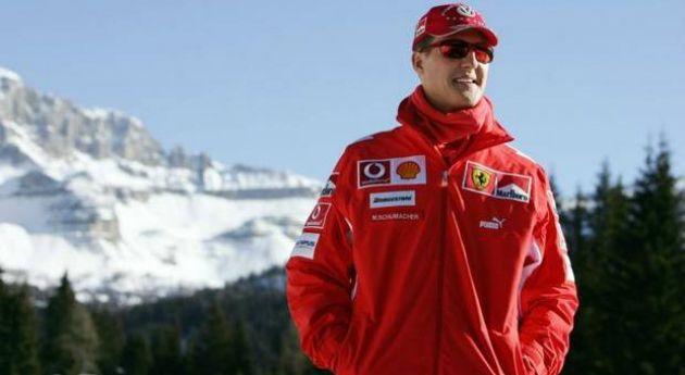 """Schumacher presenta una """"leve mejoría"""""""