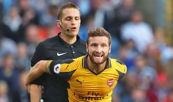 Former Arsenal star: Why this Gunners player could be kept out of the side   via Arsenal FC - Latest news gossip and videos http://ift.tt/2drU8Mz  Arsenal FC - Latest news gossip and videos IFTTT