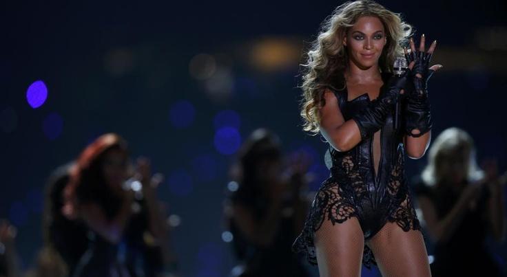 Receita para estádio cheio,  Beyoncé no intervalo do XLVII Super Bowl