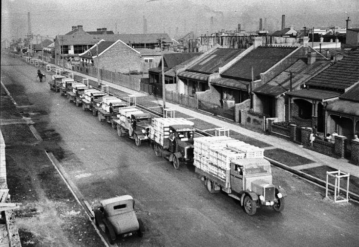 Lawrence Street.  1937