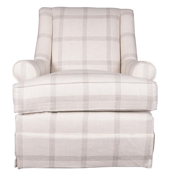 Frieda Swivel Glider Chair by Main #FarmhouseChic