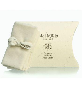 Organic Muslin Face Cloth Set
