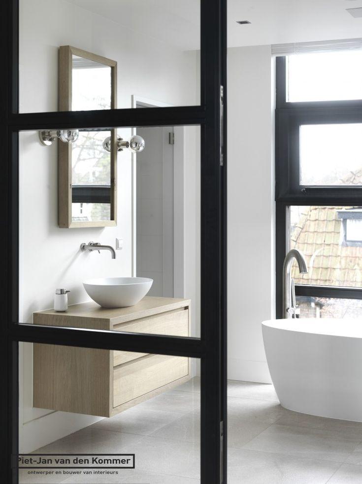 Moderne villa - badkamer