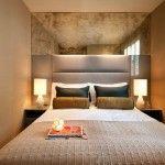 Wykorzystanie luster w małej sypialni