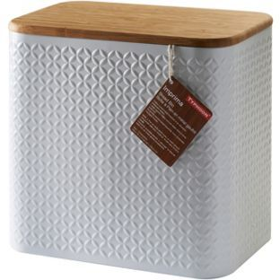 Buy Typhoon Imprima Diamond Bread Bin at Argos.co.uk - Your Online Shop for Bread bins.