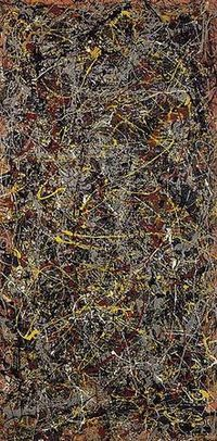 No.5, 1948 - Jackson Pollock - world's most expensive painting