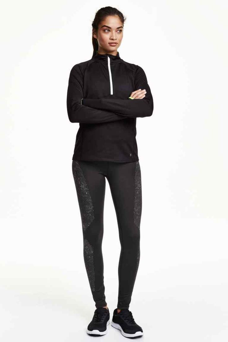 Collant running d'hiver | H&M
