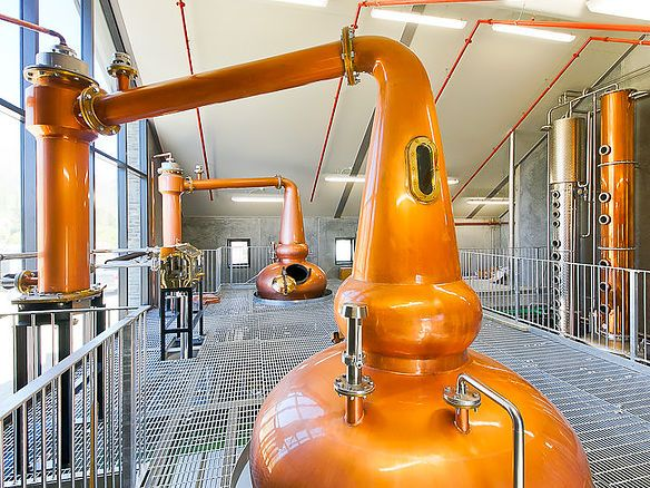 Cardrona Distillery and Museum website