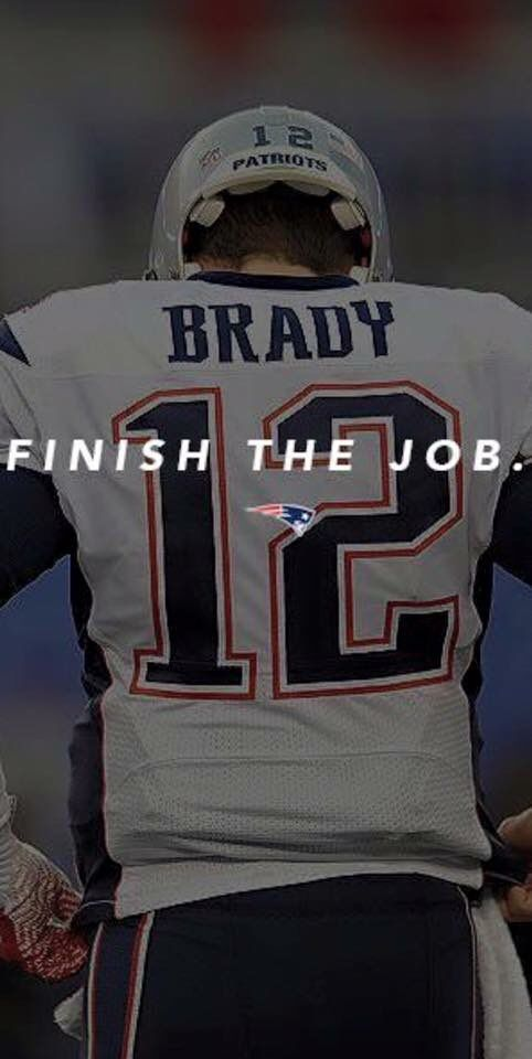 #DriveForFive #GoPats