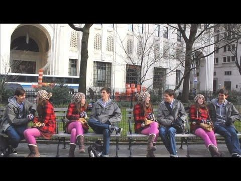 Improv Everywhere - Quadruplets - Someone is Copy and Pasting LIFE!