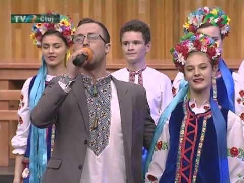 Toţi împreună-Ucraineni, TVR 3_Cluj - Moment poetic, reţetă, cântece şi ...