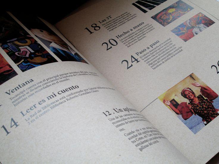 Sindy Aldana   Cátedra Proyecto Editorial 2013   Los Libertadores