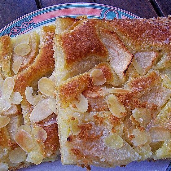 Der unmögliche Apfelkuchen