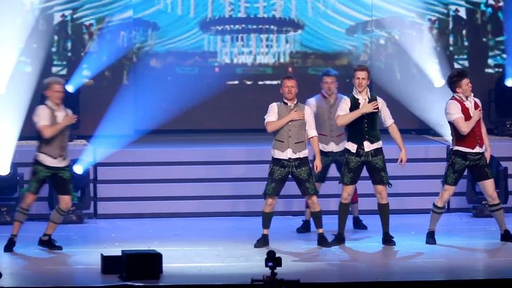 Breakdance in Lederhosen - Full Show - Das Beste Der Feste   DDC Breakdance on Vimeo