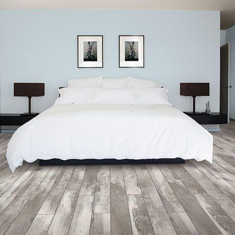 Best 25+ Grey laminate wood flooring ideas that you will like on - bedroom floor ideas