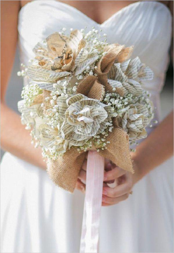 Best 20 Paper wedding bouquets ideas on Pinterest Paper bouquet