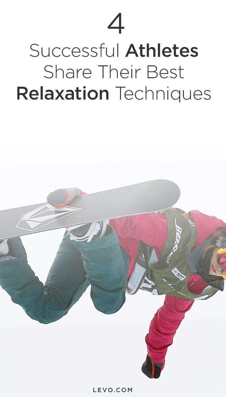 Even Olympians need a break. www.levo.com @levoleague