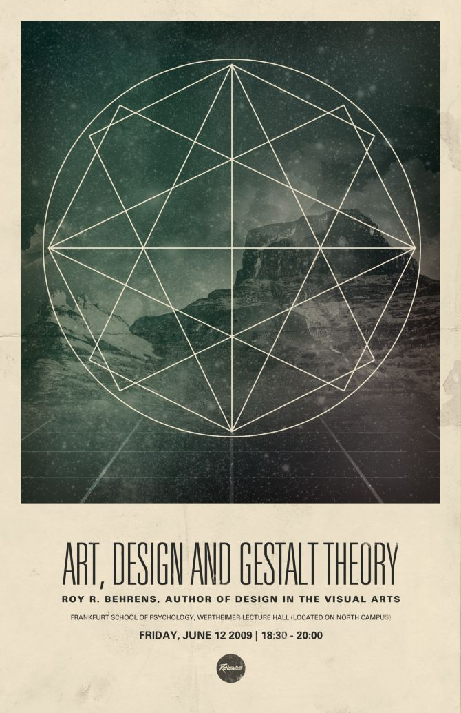 art, design and gestalt theory
