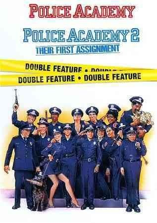 Warner Home Video Police Academy/Police Academy 2
