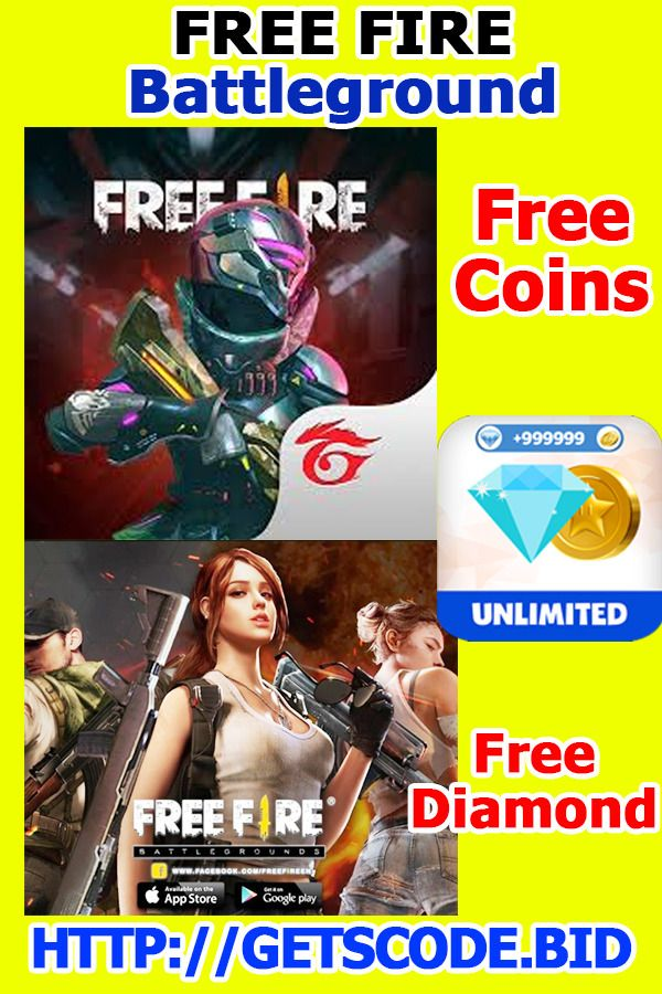 Free Fire Free Coins And Diamonds - Free Fire Battlegrounds