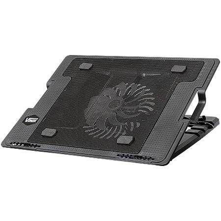 Base C/ Cooler Para Notebook Ergomax Até 17 Super Fan Vinik