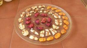 Zeleninové čipsy z mikrovlnky - obrázok 3