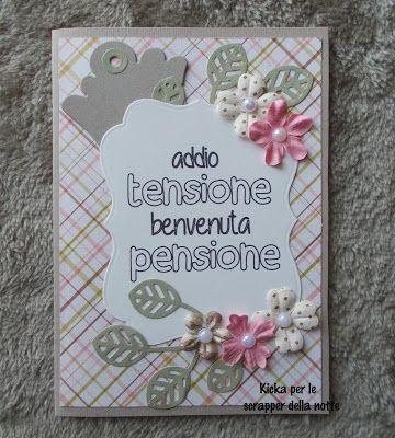 Scrapper della Notte: Card per Pensione