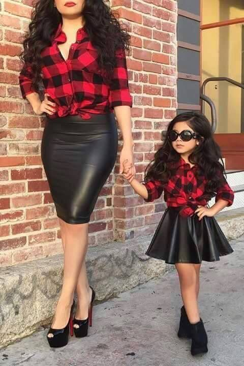 matching outfits for mom and daughter - Google Search
