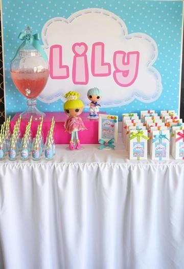 Hostess with the Mostess® - Lalaloopsy Birthday Party