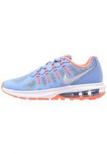 Sneaker günstig kaufen | Nike Performance AIR MAX DYNASTY Sneaker low chalk blue/metallic silver/bright mango für Kinder | 00887223171768